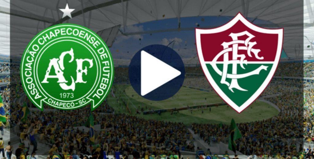 Chapecoense x Fluminense ao vivo - Foto/Divulgação
