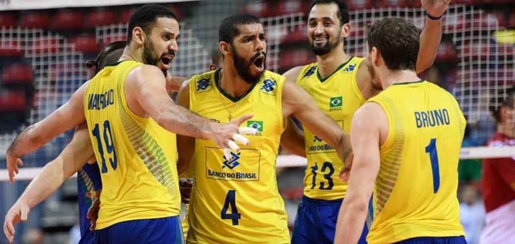 Brasil x Egito ao vivo - Foto/Reprodução