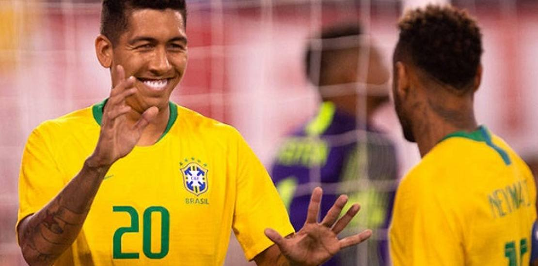 Brasil x El Salvador - Foto/Divulgação