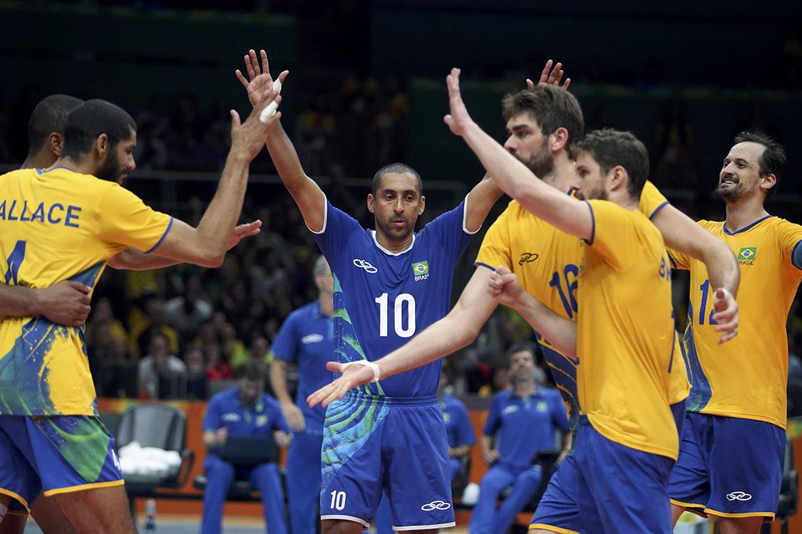 Brasil x França ao vivo - Foto/Divulgação