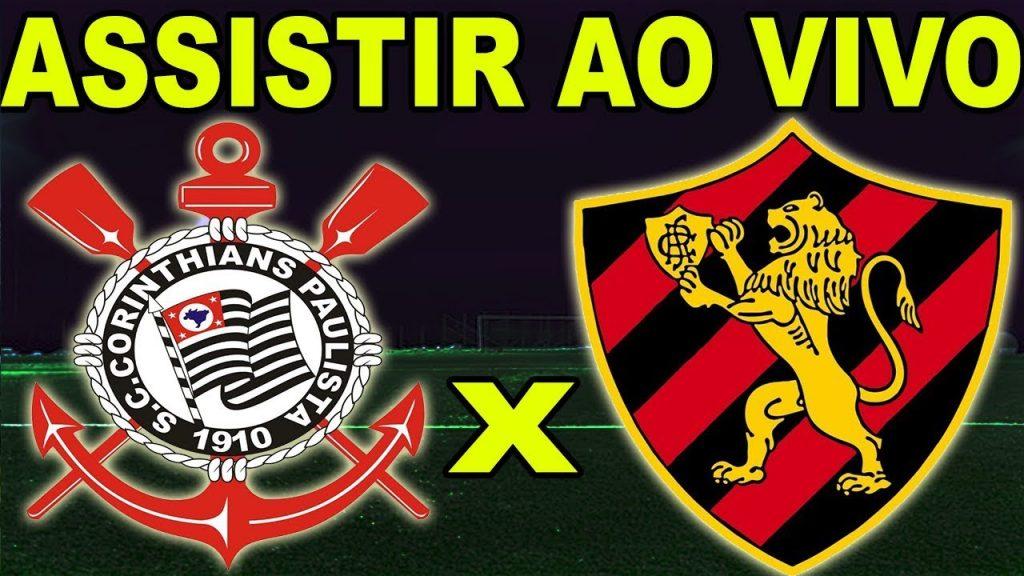 Corinthians x Sport ao vivo - Foto/Divulgação