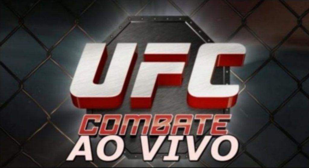 UFC ao vivo - Foto/Divulgação: Combate