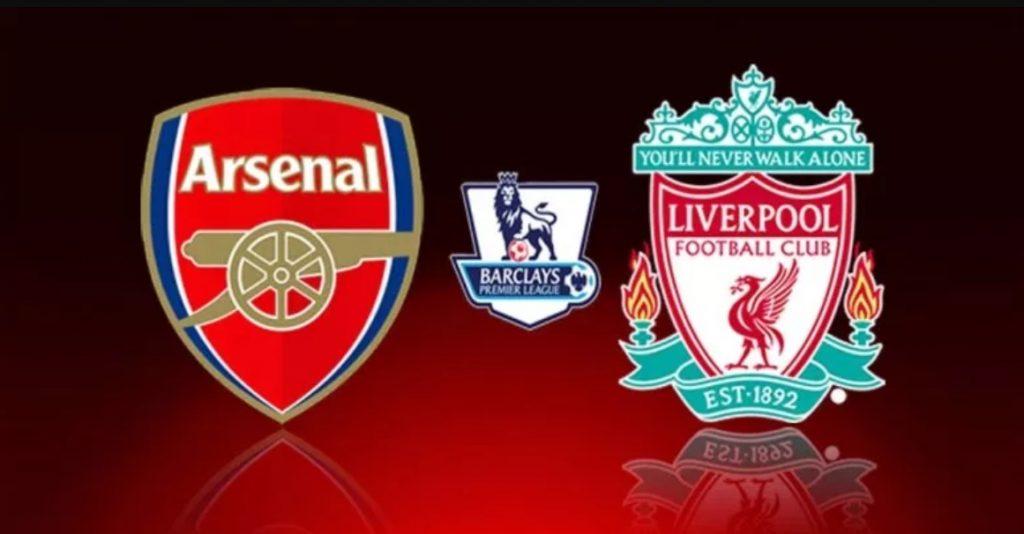 Liverpool x Arsenal ao vivo - Foto/Reprodução