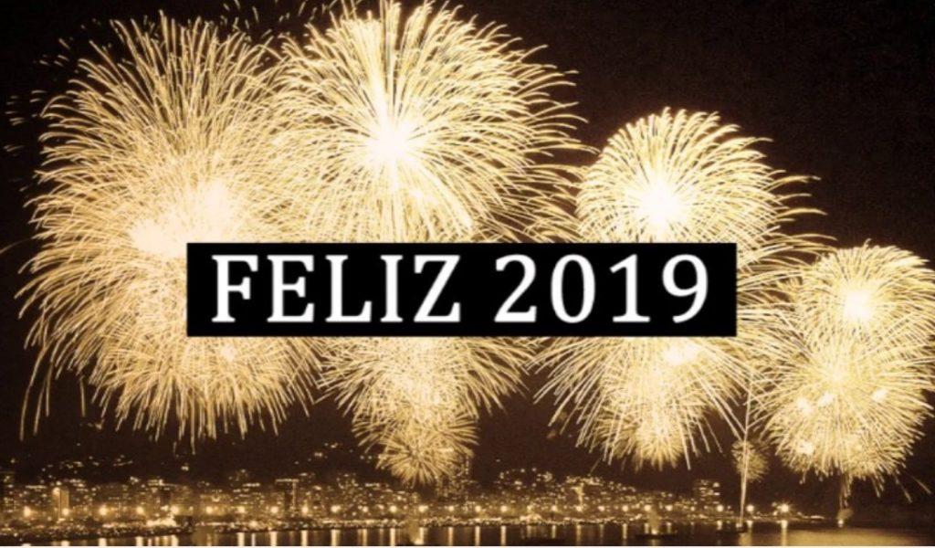 Mensagem de Feliz 2019 para enviar pelo WhatsApp - Foto/Divulgação
