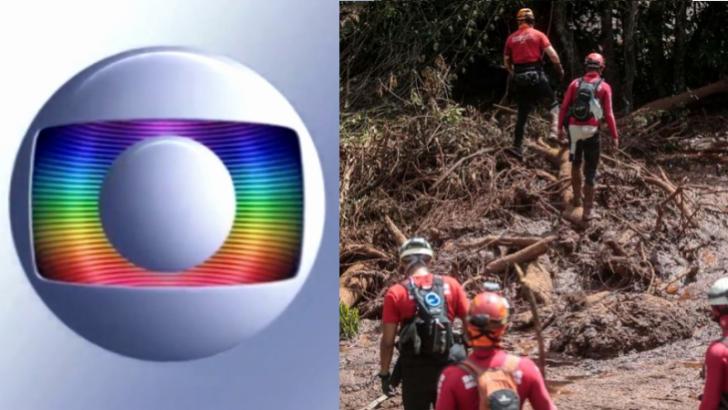 Apresentador da Globo revela que perdeu parente em Brumadinho - Foto/Divulgação