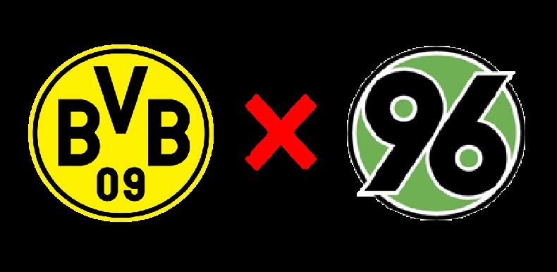 Borussia Dortmund x Hannover 96 ao vivo - Foto/Divulgação