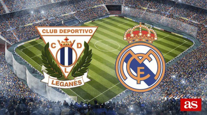 Leganés x Real Madrid ao vivo - Foto/Divulgação