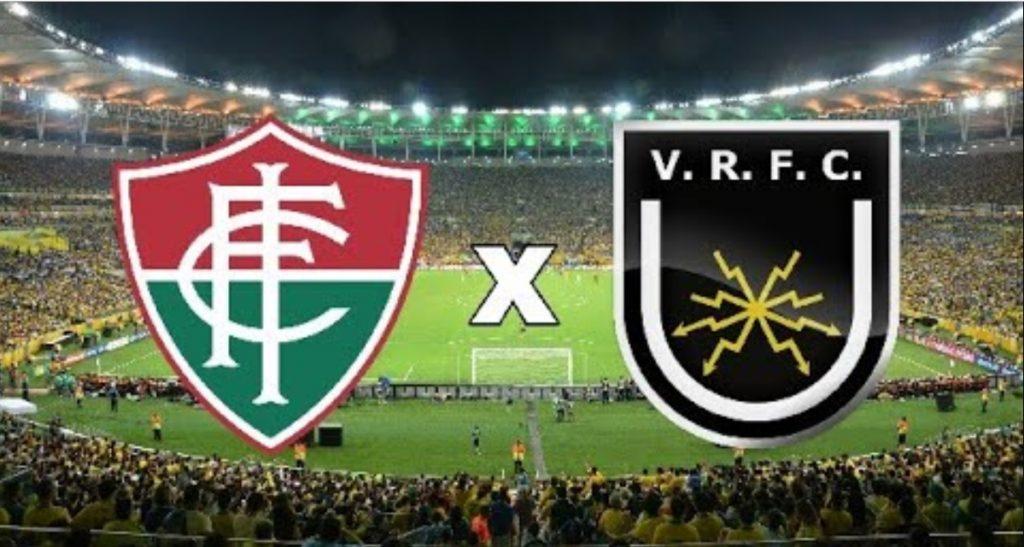 Fluminense x Volta Redonda ao vivo - Foto/Divulgação