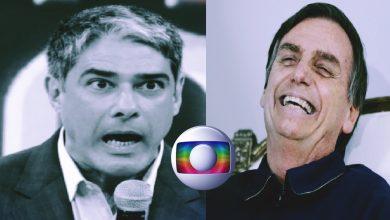 Globo lança críticas contra Bolsonaro, mas também é atacada - Foto/Divulgação