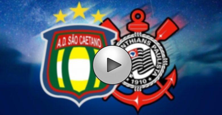 f344fd9c87 Jogo Corinthians ao vivo  Assistir online Corinthians x São Caetano
