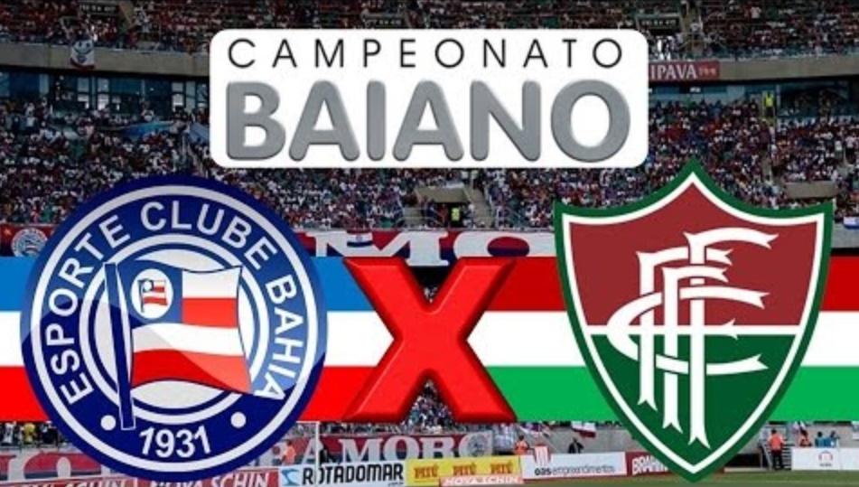 Bahia x Fluminense ao vivo - Foto/Divulgação