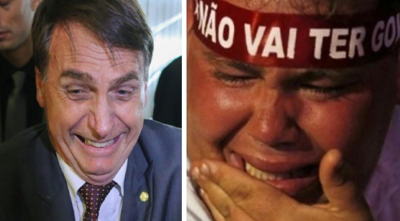 Oposição já fala em impeachment de Bolsonaro, enquanto situação fala em reeleição - Foto/Divulgação