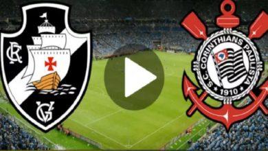 Corinthians x Vasco ao vivo - Foto/Diivulgação