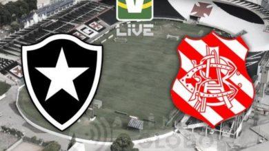 Botafogo x Bangu ao vivo - Foto/Divulgação