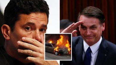 Sérgio Moro sofre grave ameaça e Bolsonaro reage - Foto/Divulgação