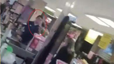 Vídeo Sérgio Moro sendo atacado no supermercado - Foto/Divulgação