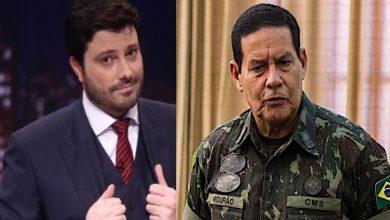 Postura de General Mourão irrita Danilo Mourão - Foto/Divulgação