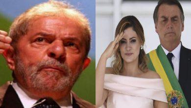 Defesa de Lula quer usar frase da blusa de Michelle Bolsonaro - Foto/Divulgação