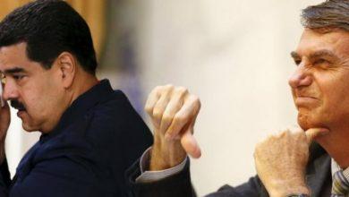 Maduro dá ultimato em Bolsonaro, mas é ignorado - Foto/Divulgação