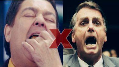 Polêmica entre Faustão e Bolsonaro parece não ter fim - Foto/Divulgação