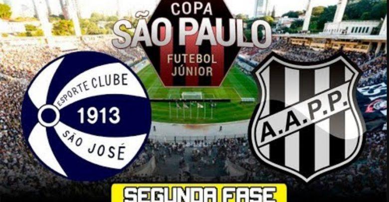 195b808c9d São José x Ponte Preta ao vivo  Assistir online grátis Copa São Paulo