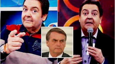 Faustão ameaçou não voltar ao Brasil após polêmica com Bolsonaro? - Foto/Divulgação