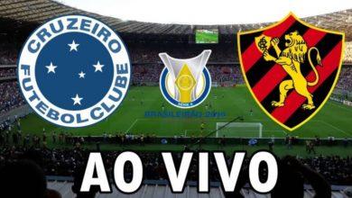 Cruzeiro x Sport ao vivo - Foto/Divulgação