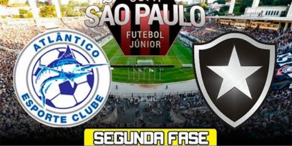Atlântico x Botafogo ao vivo - Foto/Divulgação