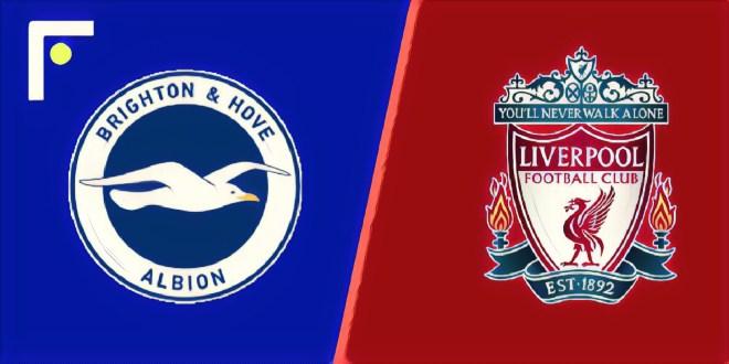 Brighton x Liverpool ao vivo - Foto/Divulgação