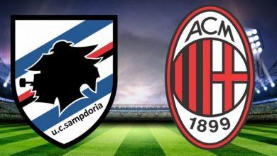 Sampdoria x Milan ao vivo - Foto/Divulgação
