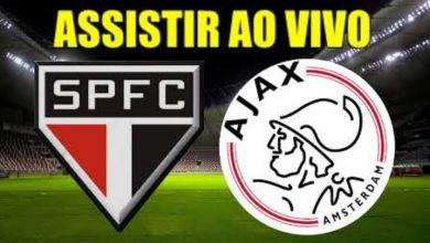 São Paulo x Ajax ao vivo - Foto/Divulgação