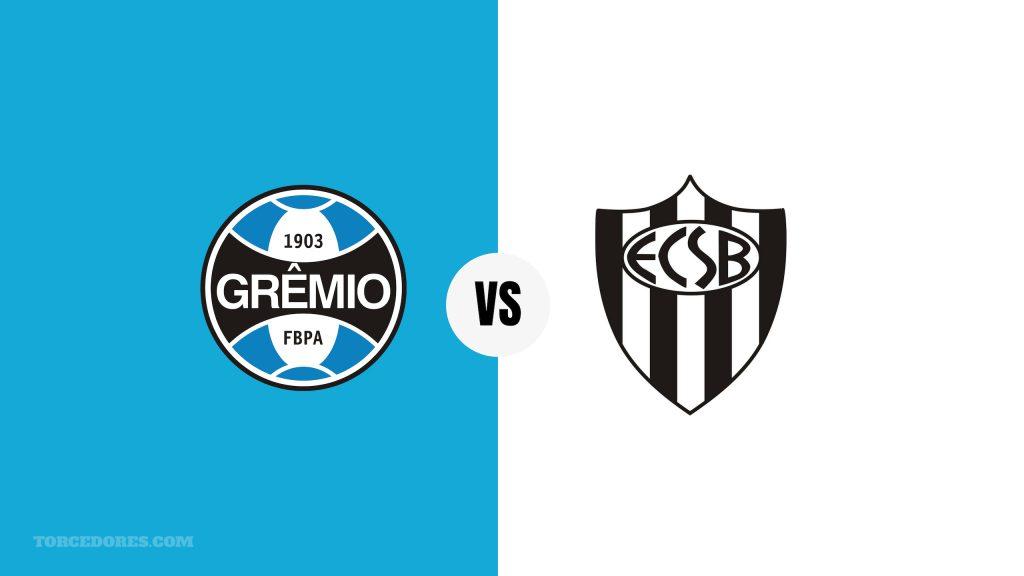 Grêmio x EC São Bernardo ao vivo - Foto/Divulgação