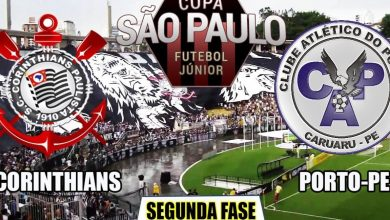 Corinthians x Porto ao vivo - Foto/Divulgação