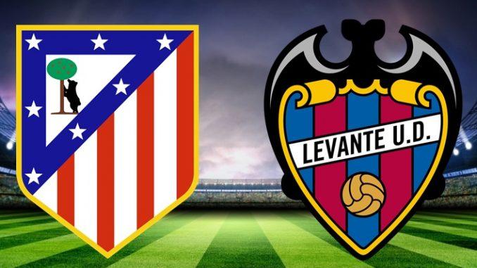 Atlético de Madrid x Levante ao vivo - Foto/Divulgação