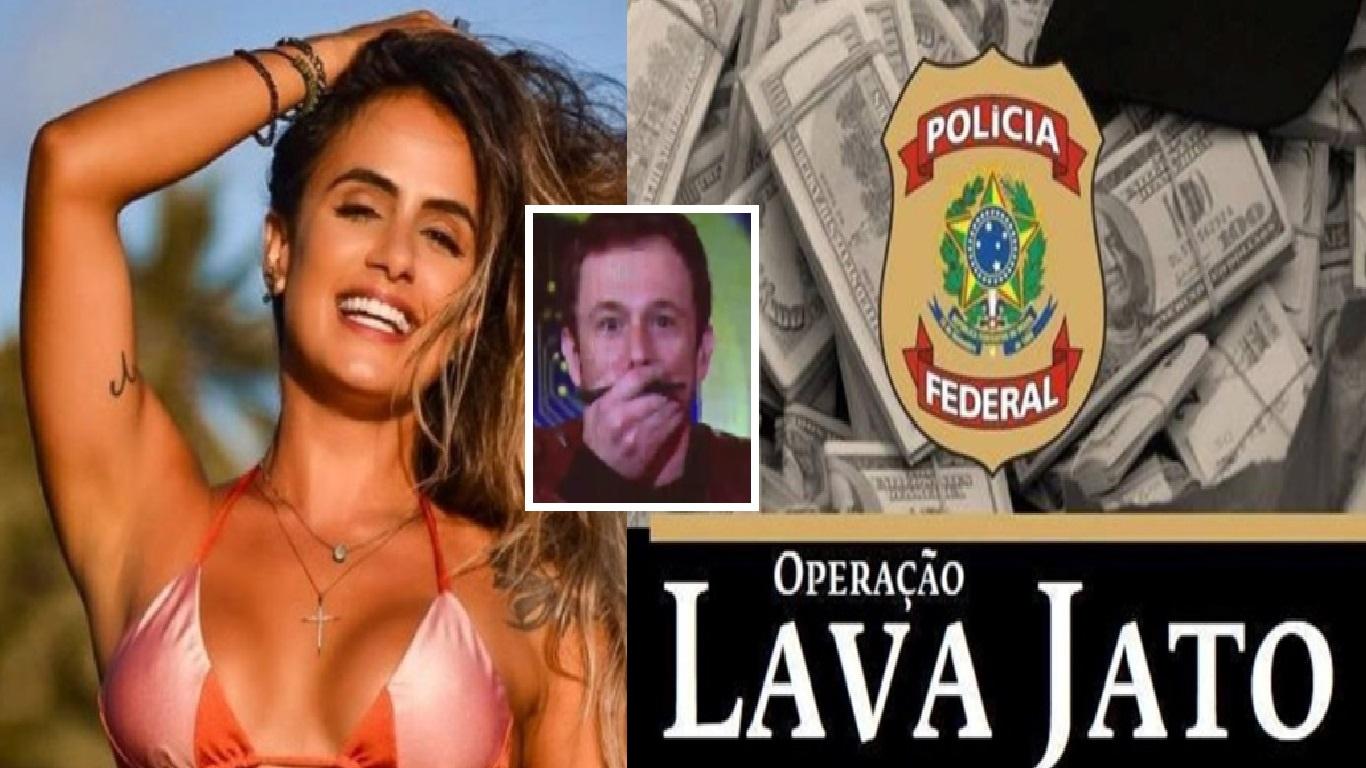 Participante do BBB 19 teve empresa alvo da Lava Jato - Foto/Divulgação