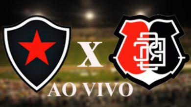 Botafogo x Santa Cruz ao vivo - Foto/Divulgação
