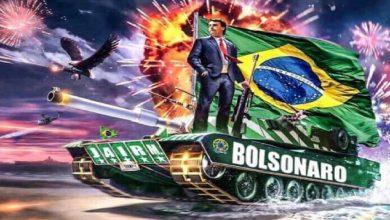 Posse de Bolsonaro vira meme no Twitter - Foto/Reprodução: Twitter