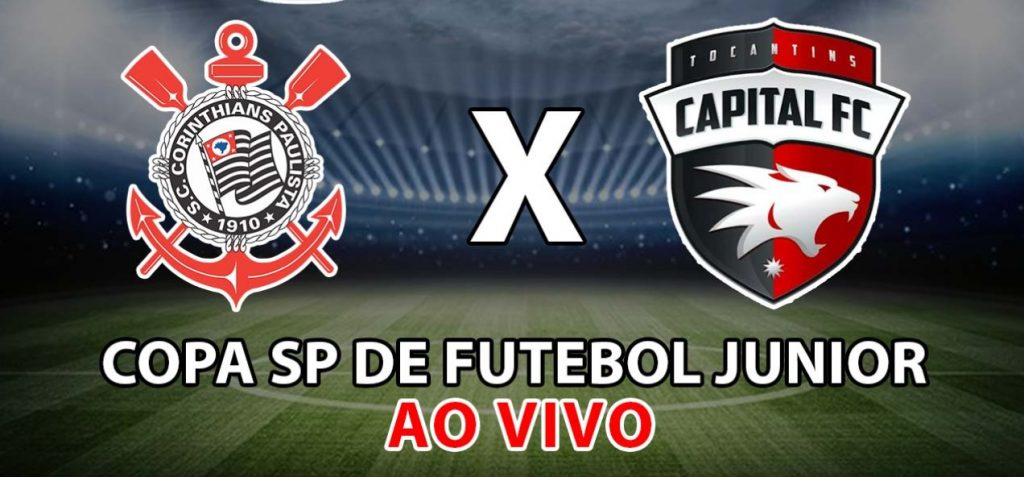 Corinthians x Capital ao vivo - Foto/Divulgação
