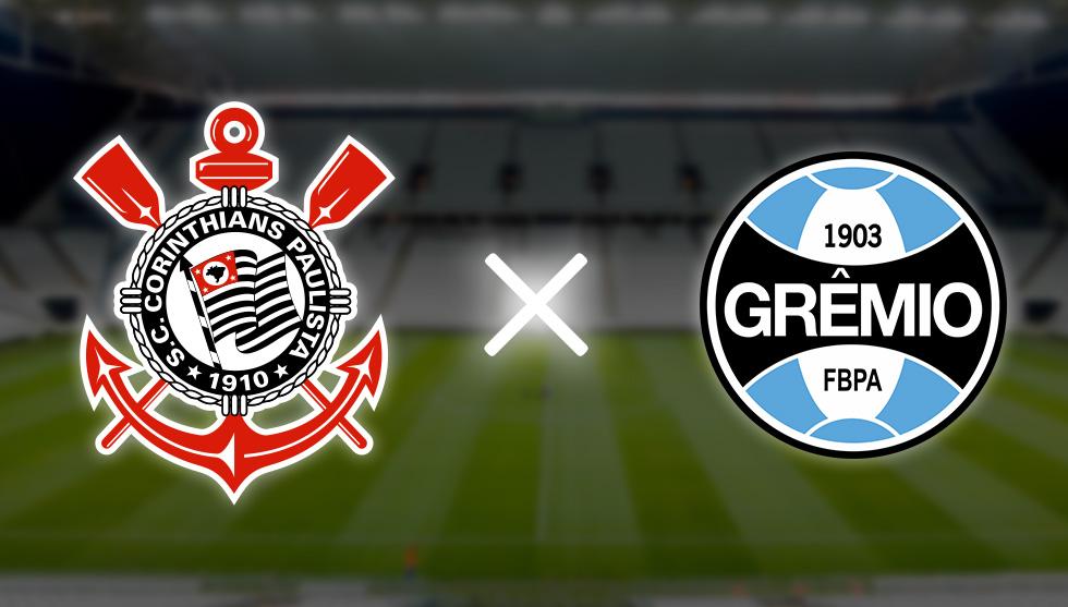 Corinthians x Grêmio ao vivo - Foto/Divulgação