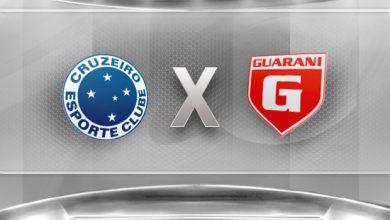 Cruzeiro x Guarani ao vivo - Foto/Divulgação