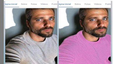 Bruno Gagliasso é acusado de manipular foto para aparecer de rosa - Foto/Divulgação