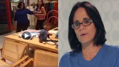 Vídeo mostra Damares sendo alvo de piada em loja - Foto/Divulgação