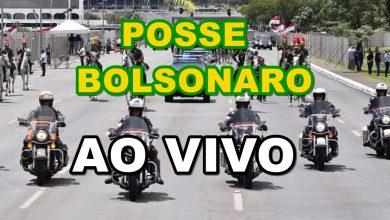 Posse Bolsonaro ao vivo: saiba onde assistir - Foto/Arte Fernando Borges