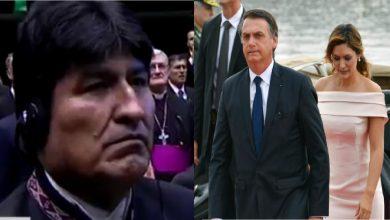 Evo Morales é único líder internacional de esquerda na posse de Bolsonaro - Foto/Divulgação