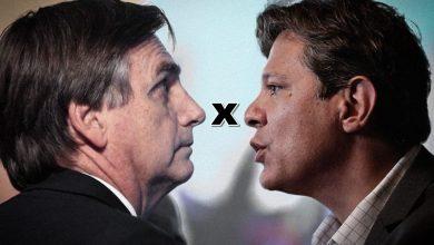 Bolsonaro ataca Haddad no Facebook e o chama de 'fantoche do Lula' - Foto/Divulgação