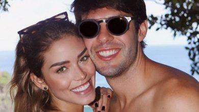 Carol Dias e Kaká anunciam casamento - Foto/Divulgação
