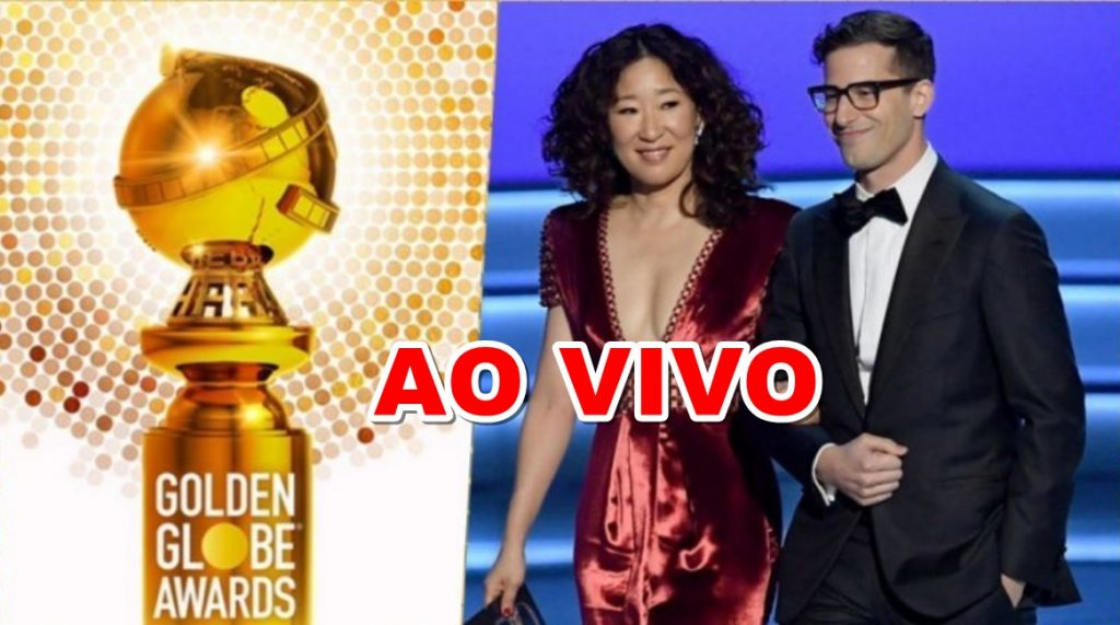 Globo de Ouro ao vivo - Foto/Divulgação