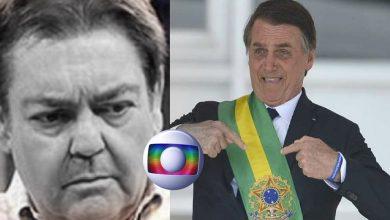 Faustão tem salário exposto após treta com Bolsonaro - Foto/Divulgação