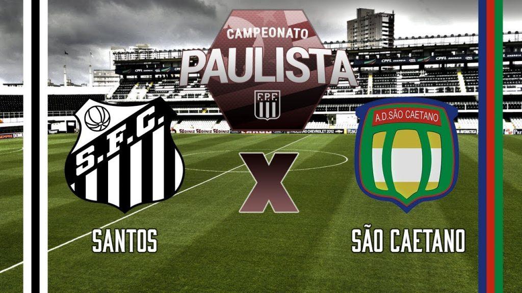 São Caetano x Santos ao vivo - Foto/Divulgação