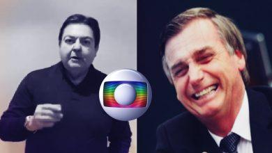 Faustão nega em vídeo que chamou Bolsonaro de 'imbecil' - Foto/Divulgação